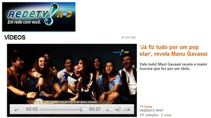 RedeTV - TV Fama