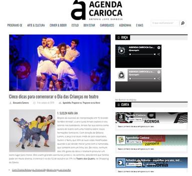 Agenda Carioca