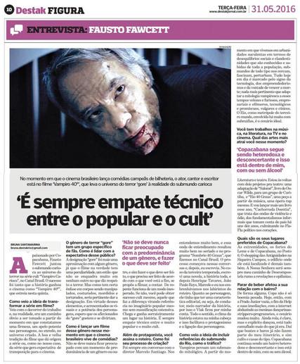 Jornal Destak.