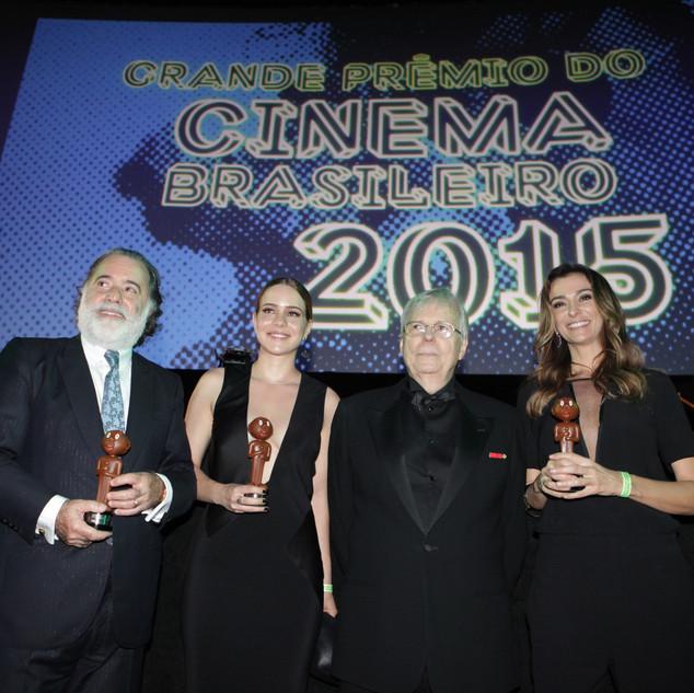 Tony Ramos, Leandra Leal, Roberto Faria