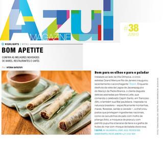 Azul Magazine