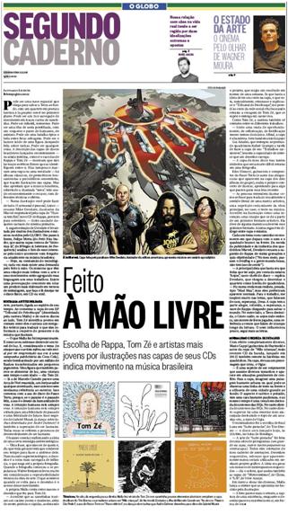 O Globo - Segundo Caderno 2