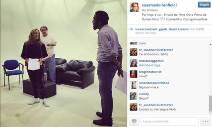 Instagram Susana Vieira