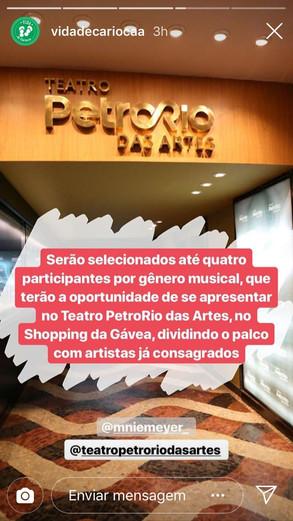 Vida de Carioca | Instagram - Stories