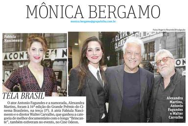 Mônica Bergamo Folha de SP