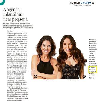 O Globo Rio Show