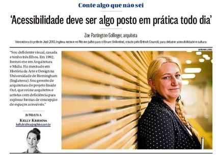 O Globo - Conte algo que não seiO Globo - Conte algo que não sei