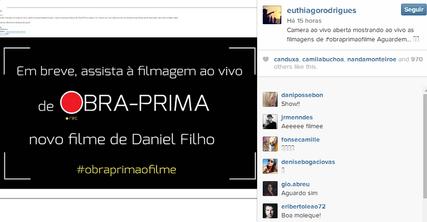 Instagram Thiago Rodrigues