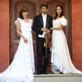 Musica Brasilis - Rosana Lanzelotte, Felipe Prazeres e Carol Castro