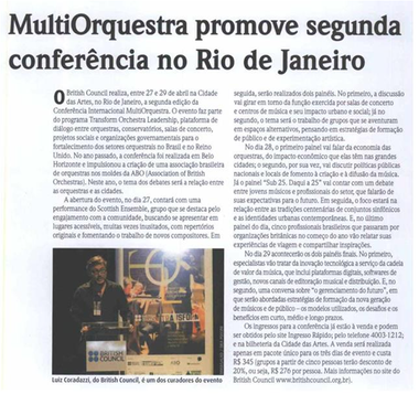 Revista Concerto