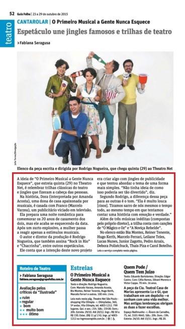 Guia Folha de SP