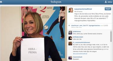 Instagram Susana