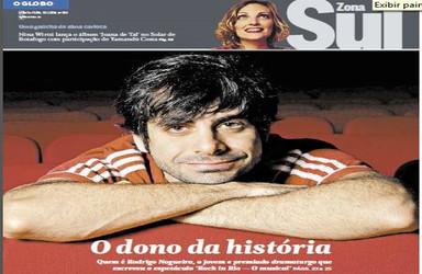 Globo Zona Sul