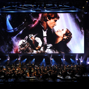 Star Wars A New Hope in Concert