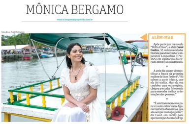 Folha de São Paulo - coluna Mônica Bergamo