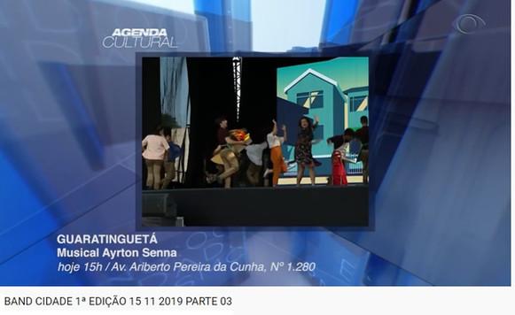 Band Cidade   Guaratinguetá