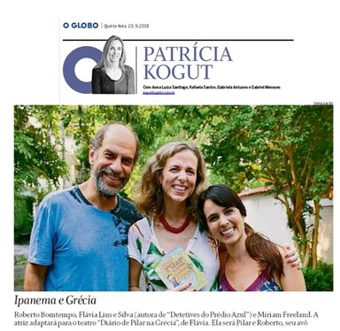 O Globo KOGUT 20.09