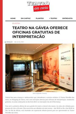 Teatro em Cena
