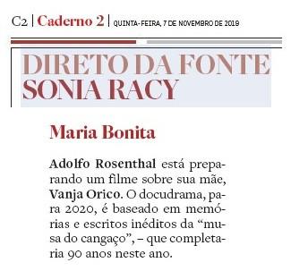 Sonia Racy | Estadão