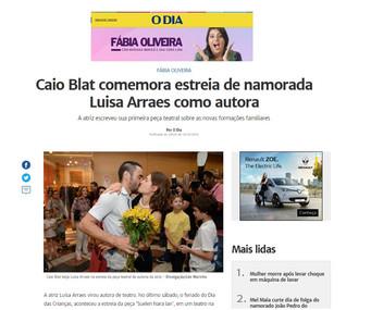 Coluna Fábia Oliveira | O Dia
