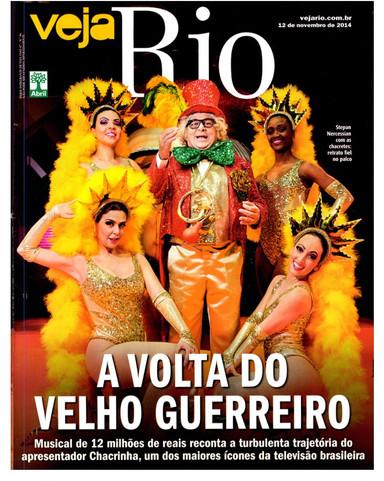 Chacrinha - Veja Rio