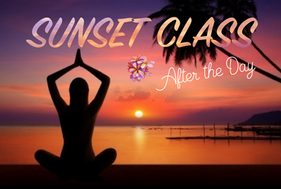 BEACH CLASS -sunset-