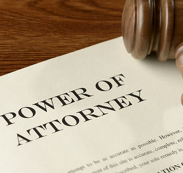 Notary Power of Attorney | JT Notary