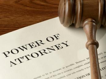 弁護士の耐久性に優れたパワー❓ Durable Power of Attorney