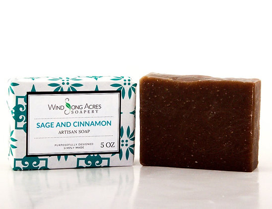 Sage and Cinnamon