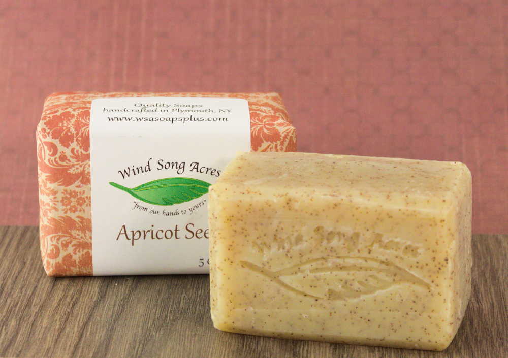 Apricot Seed Soap