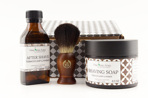 Shaving Soap Bundle
