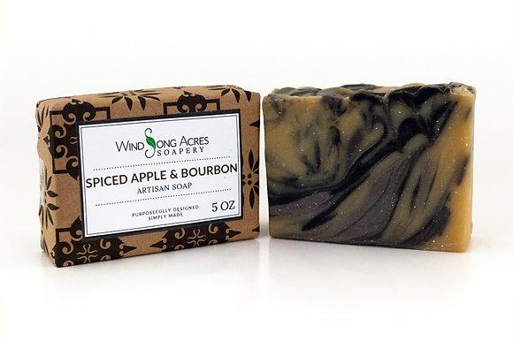 Spiced Apple and Bourbon