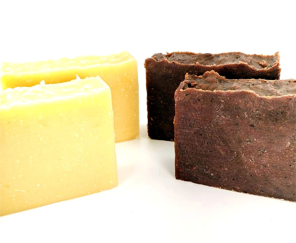Hemp and Coffee Soap