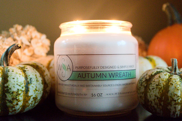 Pumpkin Scented Candles