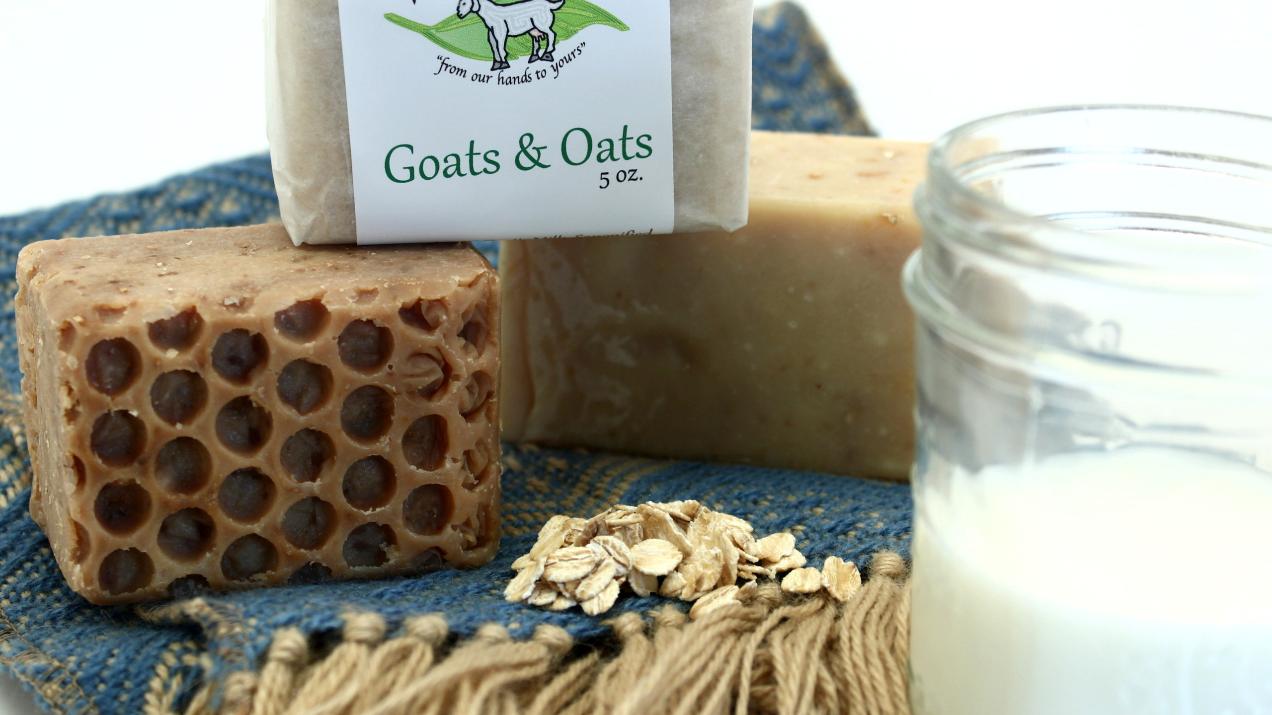 Goats and Oats Soap