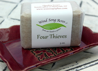 Four Thieves The Soap -The Legend-