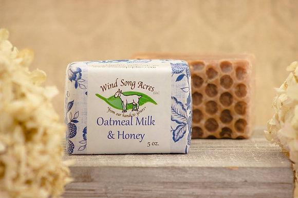 Goats Milk Soaps