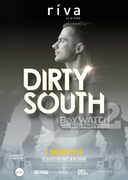 Dirty south NYD Riva