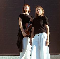 Duo with Iveta Cālīte