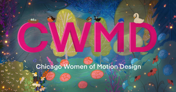 Painting for Chicago Women of Motion