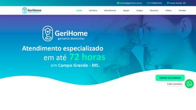 GeriHome - Geriatria Domiciliar