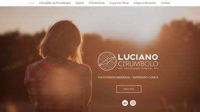 Luciano Cirumbolo - Psicologia