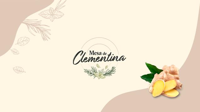 Mesa de Clementina