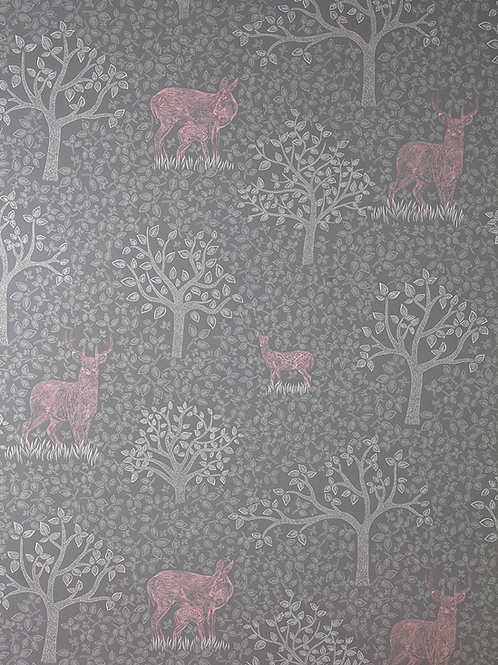 Woodland Nite Wallpaper - 10m Roll