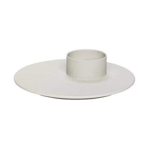 Price and Coco Interiors Light Grey Tealight Holder