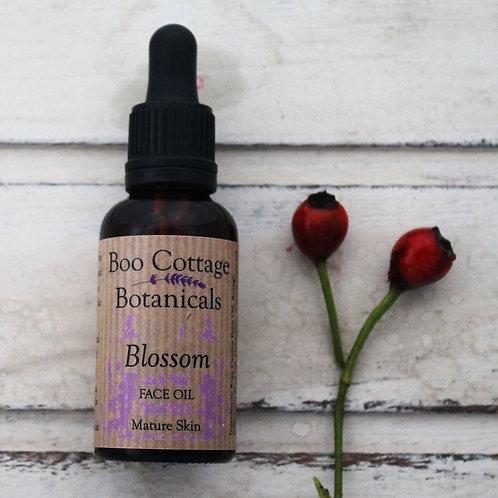 Boo Cottage Botanicals Face Oil: Blossom, for Mature Skin