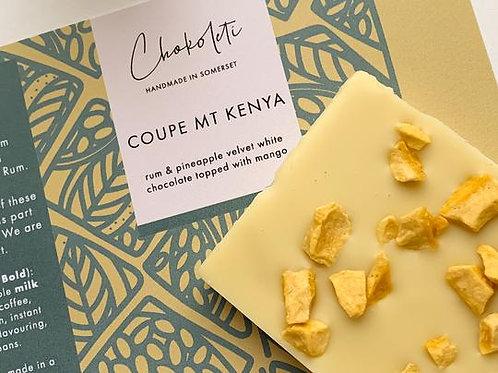 Chokoleti Coupe Mount Kenya -The Kenyan Collection