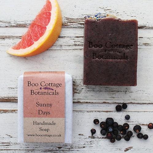 Boo Cottage Botanicals Sunny Days Soap 100g
