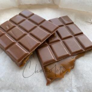 Chokoleti Salted Caramel Cheesecake Bar 120g