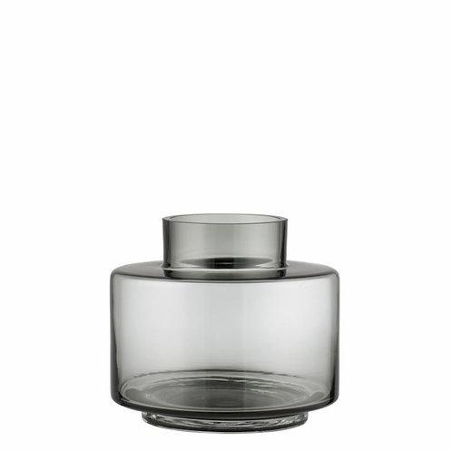Price and Coco Interiors Smoke Grey Vase